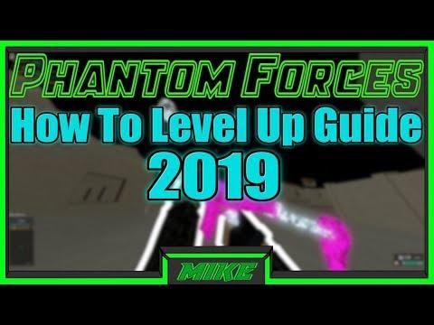 Como Hackear Phantom Forces Roblox 2019