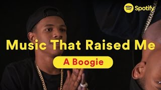 Music That Raised Me: A Boogie wit da Hoodie