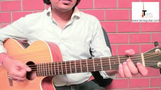 Easy 4 chord hindi medley guitar lesson-Arijit Singh,Raeth,R.D.Burman,Dylan songs Part2