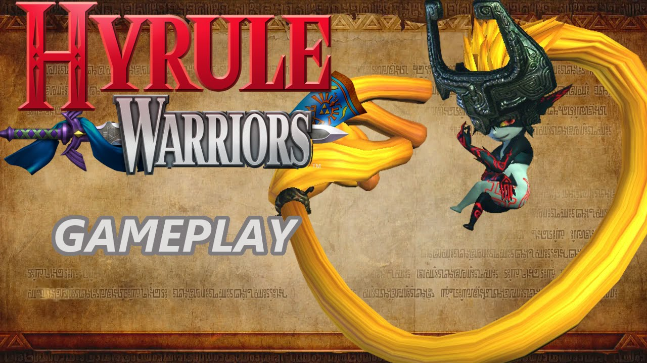 Hyrule Warriors Midna Gameplay Master Quest Shadow Beast Outfit Youtube