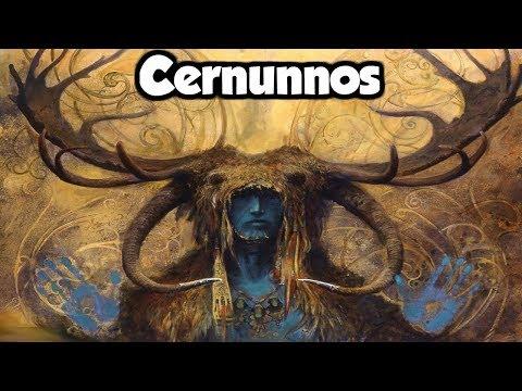 Cernunnos The Horned God of Celtic Mythology - (Celtic Mythology Explained)