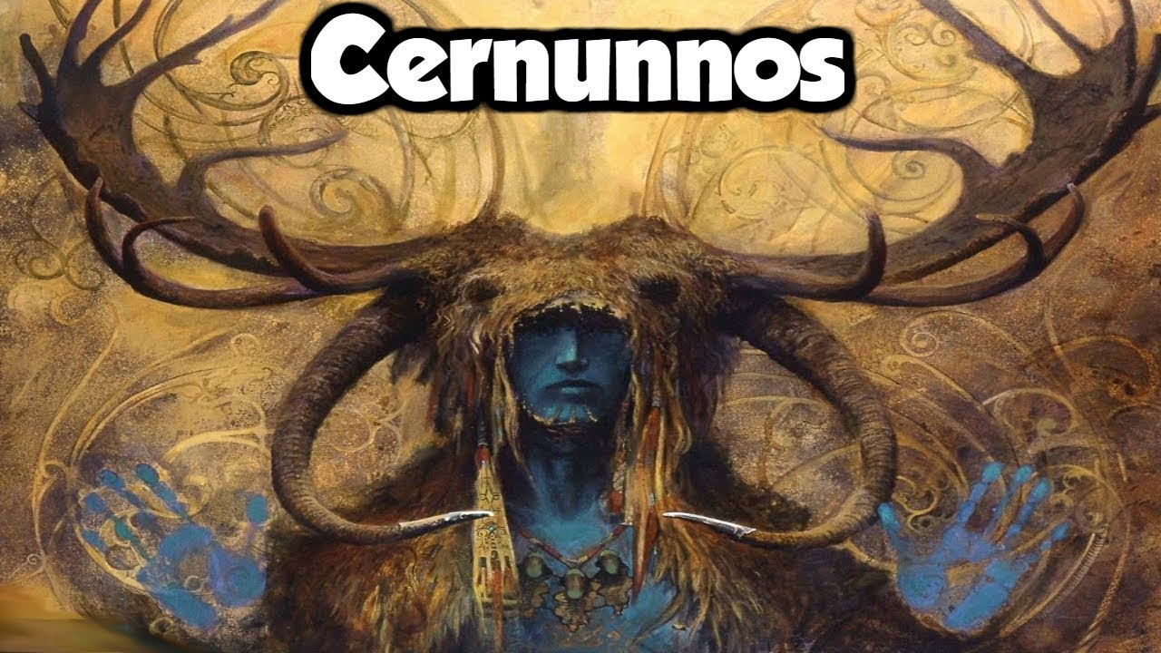 Cernunnos The Horned God of Celtic Mythology - (Celtic Mythology Explained)