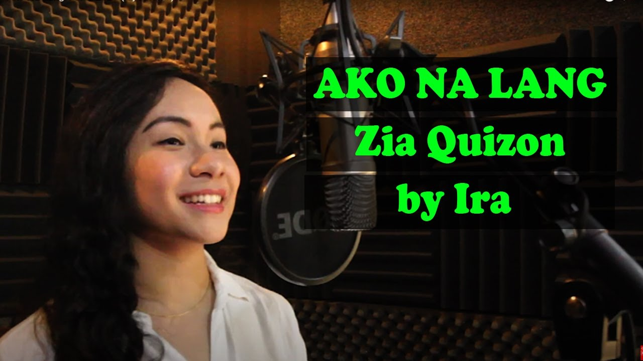 ako na lang zia quizon free mp3 download