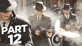 MAFIA DEFINITIVE EDITION Walkthrough Gameplay Part 12 - CARLOS (FULL GAME)
