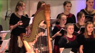 A Ceremony of Carols /05 +06 As Dew in April, This Little Babe - Benjamin Britten