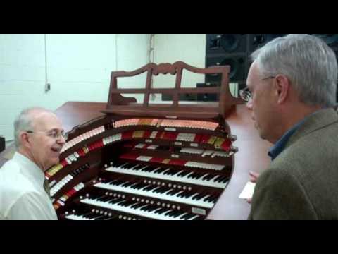 Behind the Scenes at Allen Organ Company