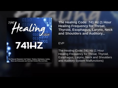 EVP - The Healing Code: 741 Hz