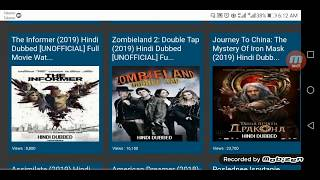 Hollywood & bollywood hindi dubbed movies 2019 download online free hd in mobile phone