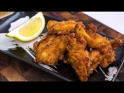 Japanese fried chicken recipe - Tori No Tatsuta Age
