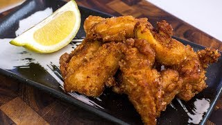 Japanese fried chicken recipe - Tori No Tatsuta Age