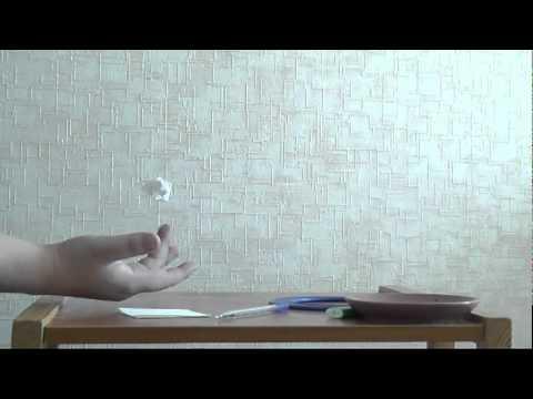 Telekinesis - Paper Levitation