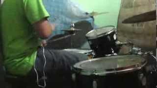 Cicuta  - Líbido -  Drum Cover