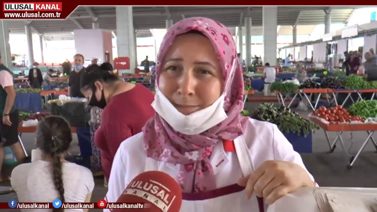 Download Kuyucak'ta köy pazarı kuruldu