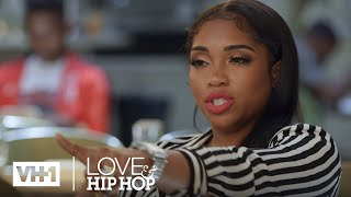 Marcus Forbids Brooke to Work with RoccStar |  Love & Hip Hop: Hollywood