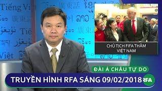 Tin tức thời sự | Chủ tịch FIFA thăm Việt Nam