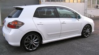 2007 TOYOTA BLADE - Is it the most customised Blade you can find ???