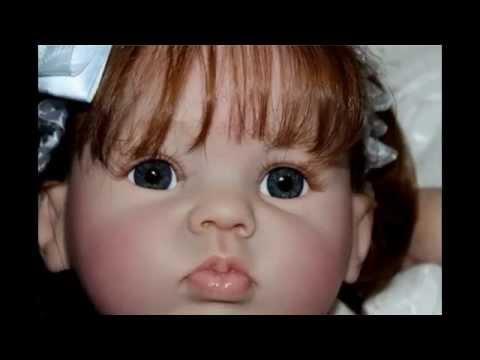 Обзор на мою куклу реборн - YouTube