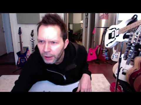 Paul Gilbert LIVE on Facebook for ArtistWorks
