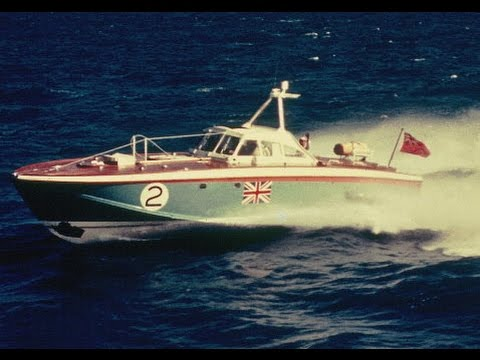 1962 Daily Express International Offshore Powerboat Race