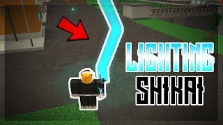 LIGHTNING SHIKAI SHOWCASE! | Bleach - Primera | ROBLOX