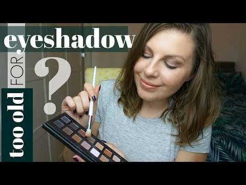 Too Old For Eyeshadow? / Date Night GRWM