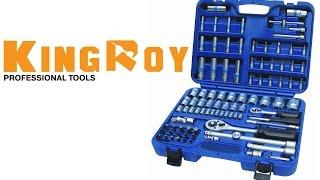 Обзор набора инструментов King Roy 94