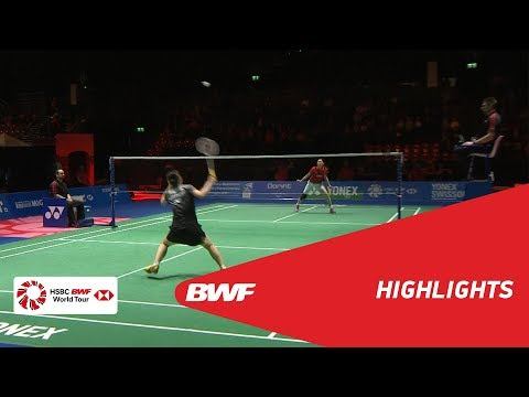 YONEX Swiss Open 2018 | Badminton WS - F - Highlights | BWF 2018