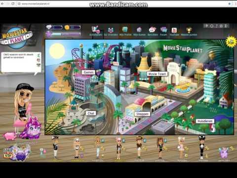 moviestarplanet spelen - youtube