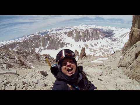 Mt Whitney Trail Summit - June 2017