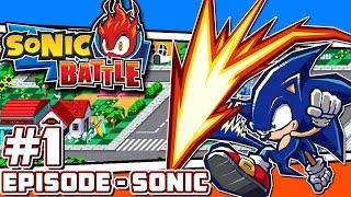 Sonic Battle - Part 1: Sonic The Hedgehog