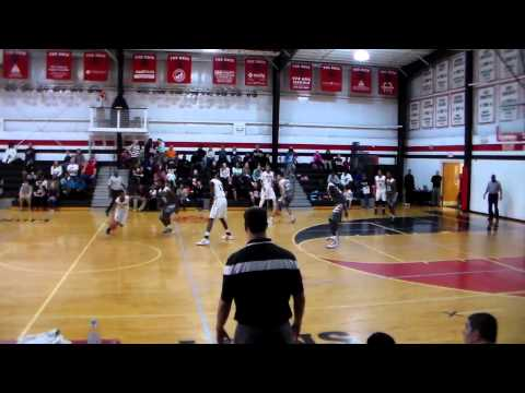 West Oaks Academy vs The Rock part.2