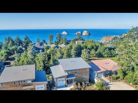 Newer Ocean View Home in Oceanside - Instavid Version