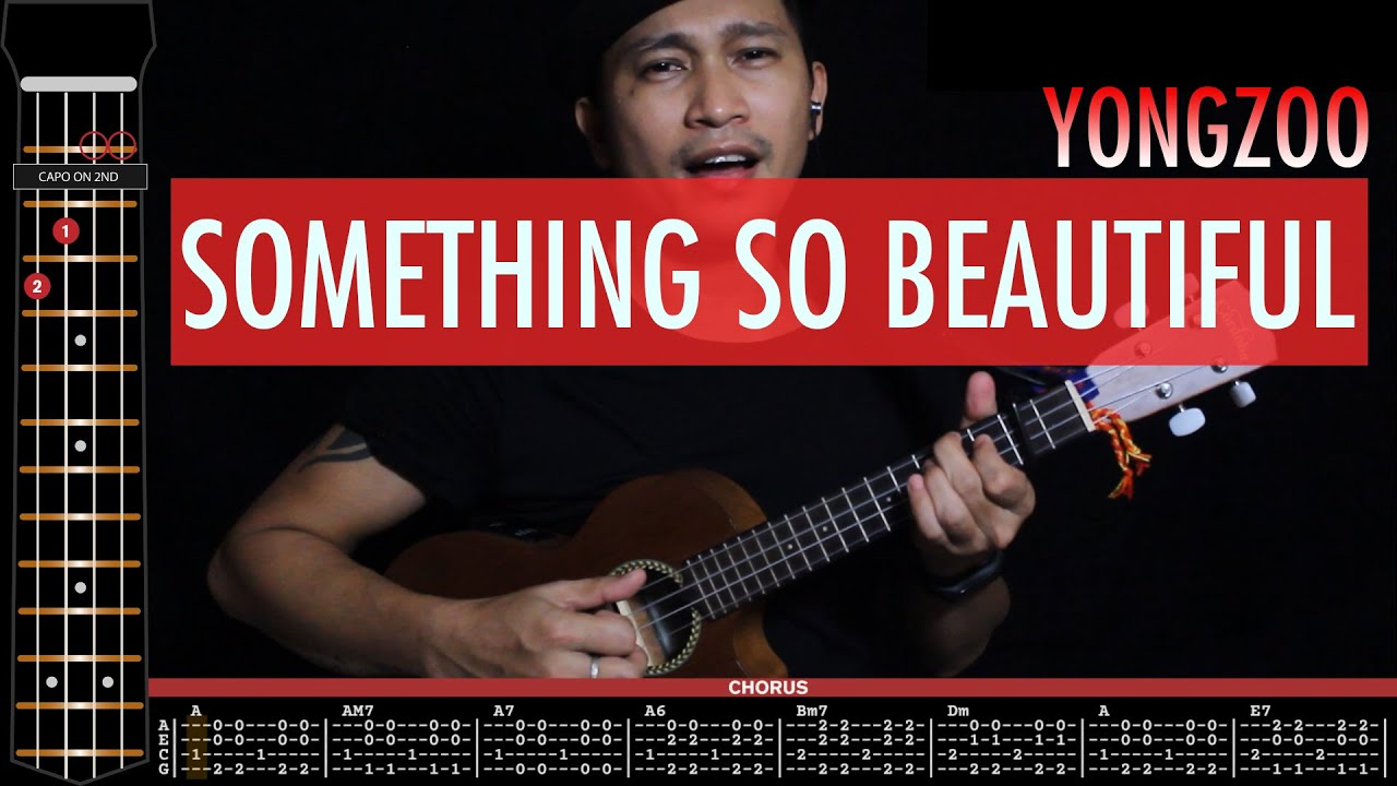 Learn to play guitar by chord / tabs using chord diagrams, transpose the key, watch video lessons and much more. Something So Beautiful Yongzoo Cover Tabs Chords Youtube