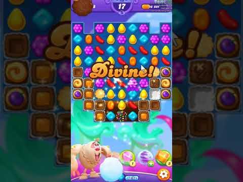 Legendární a oblíbená hra Candy Crush Friends Saga je zpět s ještě krásnějším grafickým zpracováním, plynulejším průběhem a několika postavičkami, které se podílejí na úspěších hráčů.