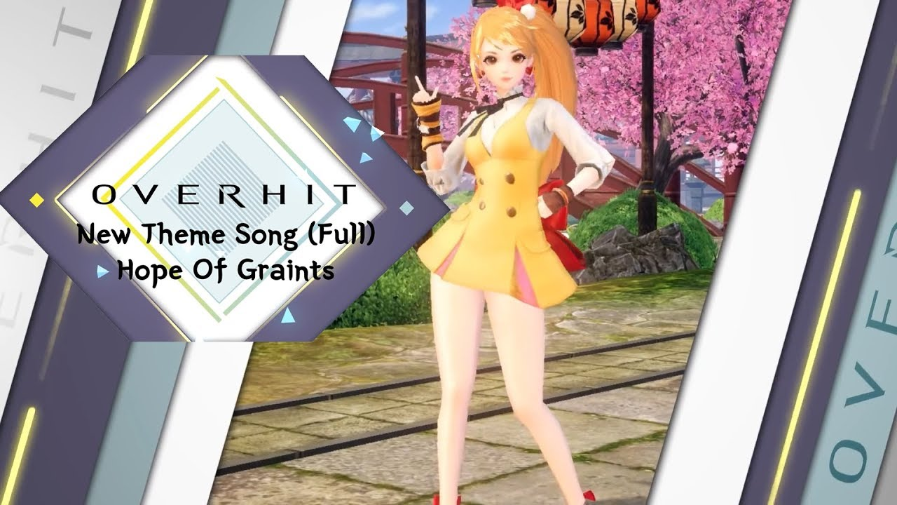 Overhit - New Characters - Skill Showcase - Mobile - F2P - KR by