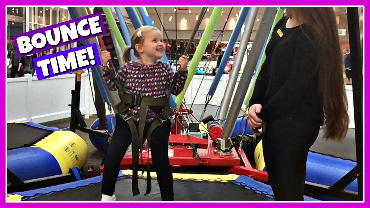 Family Fun Trampoline Bounce Time - Youtube-3518