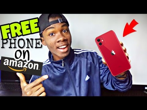 How to get a free smartphone on Amazon - Legally!!!