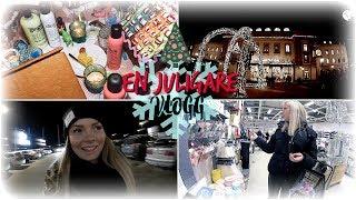 JULIG VLOGG | event, pepparkakshus & shopping
