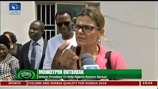 Britain Promises To Help Nigeria Reduce Spread Of Monkeypox