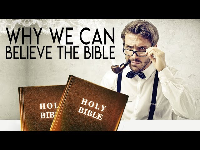 Why We Can BELIEVE The Bible! (A MUST WATCH) // Voddie Baucham