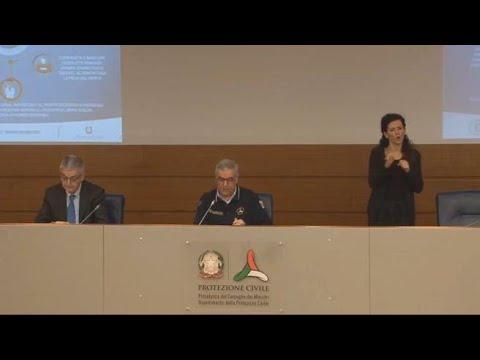 Coronavirus, Borrelli: «943 guariti in un giorno e 793 morti»