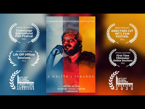 A Writer's Paradox - 4K - Mystery Horror Thriller Short Film 2019 with English subtitles [Malayalam]
