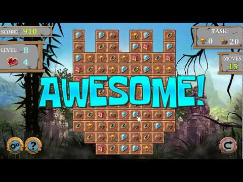 Treasures of the Inca (Gameplay) HD