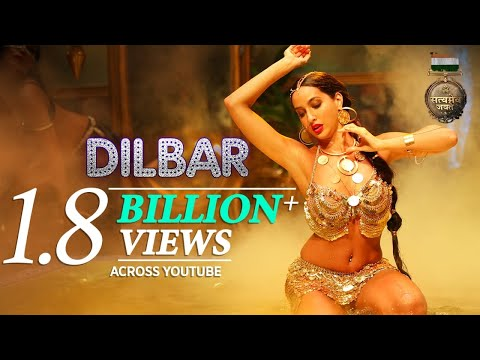 DILBAR | Satyameva Jayate | Nora Fatehi | Full Video Song Uncensored | T-Series