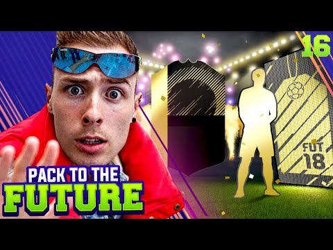 10+ BLACK FRIDAY PROMO PACKS!!! PACK TO THE FUTURE EPISODE 16!!! FIFA 18 Ultimate Team Road to Glory