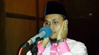 Azan Ustaz Fahmi ( Bayyati Husaini )