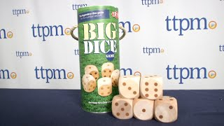 Big Dice Game From Tactic Usa