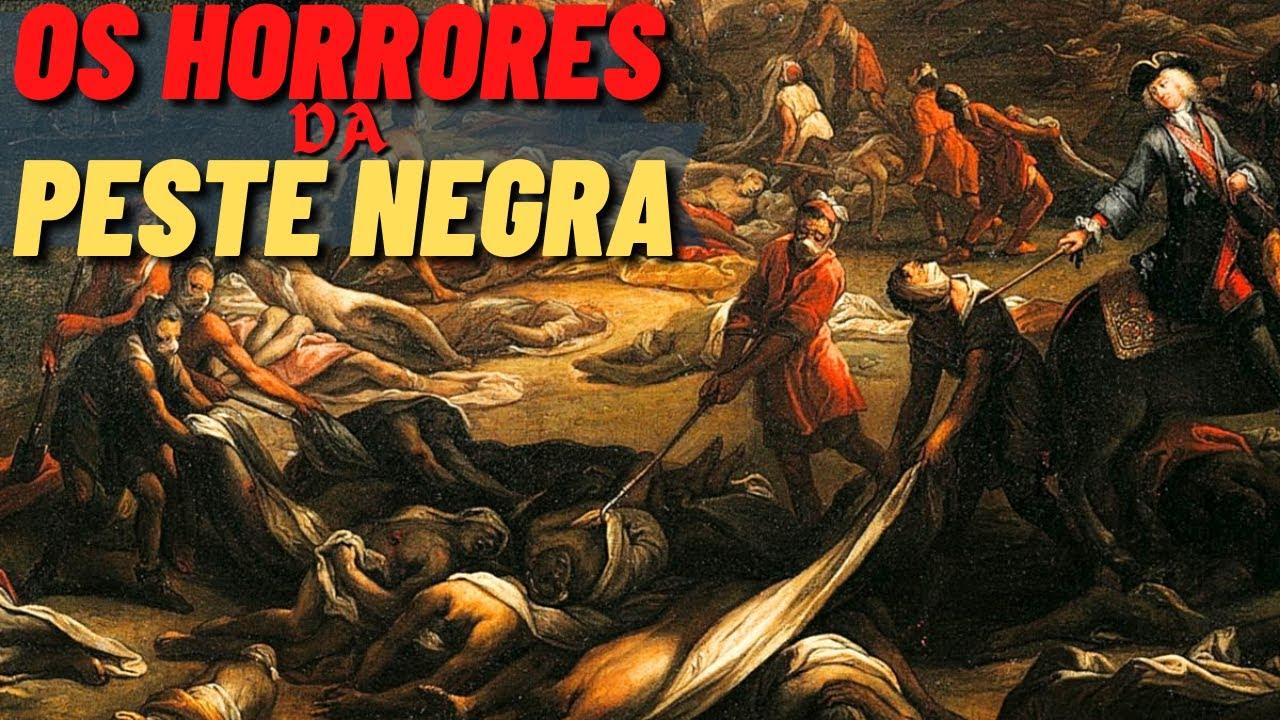 4 FATOS BIZARROS SOBRE A PESTE NEGRA, QUE ASSOLOU A EUROPA NA IDADE MÉDIA! ERA MEDIEVAL