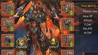 Legacy of Discord LOD - VIP0 FREE 500M BR?! THE BIG UP - Red Name/2Wings/3RedPets/Relic's/R11