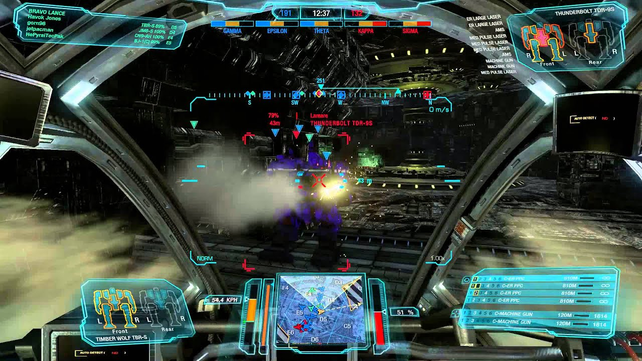 mechwarrior online quad er ppc timber wolfmad cat youtube